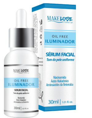Sérum Facial OIL FREE Iluminador